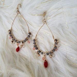 Jewelry - Boho Style Dangling Earrings